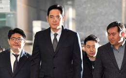 'Thái tử' Samsung lần đầu tiên lộ diện sau 5 tháng ra tù