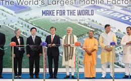 Mở nhà máy sản xuất smartphone lớn nhất thế giới tại Ấn Độ, Samsung khẳng định sản lượng ở Việt Nam vẫn tăng trong năm 2018