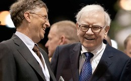 """Tình bạn 27 năm của Bill Gates và Warren Buffett: """"Đồng thanh tương ứng, đồng khí tương cầu"""""""