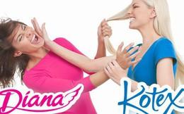 Bán sản phẩm mà phụ nữ không thể thiếu, Diana và Kotex đang thu về cả chục nghìn tỷ đồng mỗi năm