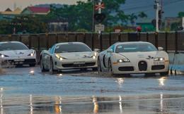 Bugatti của ông Đặng Lê Nguyên Vũ đã trèo đèo, vượt hàng ngàn km từ TPHCM ra tới Hà Nội như thế nào?