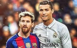 Ronaldo đi rồi, Messi ở với ai?