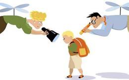 """Nuôi con kiểu """"trực thăng"""": Bố mẹ đang quan tâm hay đang làm hại con?"""