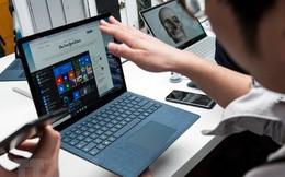 Doanh số bán PC trên toàn cầu tăng lần đầu tiên trong 6 năm qua
