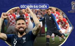 Góc nhìn đại chiến: Quả penalty nghiệt ngã hủy diệt Croatia, hủy diệt chiến thắng của Pháp