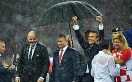 Không phải Pháp hay Croatia, Nga mới là người chiến thắng sau cùng của World Cup 2018