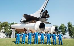 8 giáo viên Việt Nam sang Mỹ tham gia đào tạo mô phỏng phi hành gia