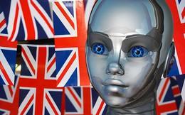 Robot có thể là giải pháp cho nền kinh tế Anh hậu Brexit