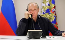 """Thuật """"đắc nhân tâm"""" trong cuộc điện thoại của Tổng thống Putin trước khi đội tuyển Nga đánh bại Tây Ban Nha"""