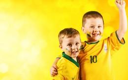 [How they do] Bí mật làm nên cường quốc vô địch World Cup của người Brazil