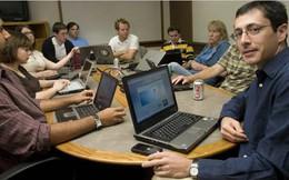 Chuyện họp của đội sales: Có nên cấm tiệt dùng laptop, smartphone?
