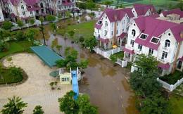 'Làng' biệt thự triệu đô Hà Nội ngập lụt vì bị bỏ rơi?