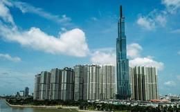 Cận cảnh tòa nhà cao nhất Việt Nam chuẩn bị khai trương trung tâm thương mại Vincom Center Landmark 81