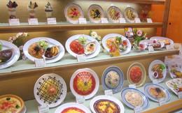 Bất ngờ với thị trường đồ ăn nhựa trị giá 90 triệu USD của Nhật Bản