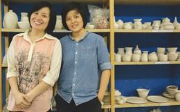 Kinh nghiệm khởi sự kinh doanh từ người đồng sáng lập De-form Pottery