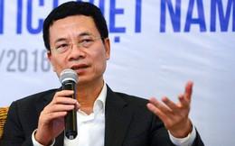 Quyền Bộ trưởng Nguyễn Mạnh Hùng và trông đợi của DN
