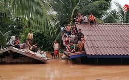 Vỡ đập thủy điện ở Lào sẽ làm tăng mực nước lũ ở ĐBSCL