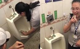Trung Quốc: Công nhân phải ăn cơm nắm từ bồn tiểu để chứng minh công ty có nhà vệ sinh sạch sẽ nhất