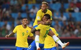 """Neymar rực sáng, điệu samba đạp bằng """"xương rồng"""" Mexico hướng về ngôi vô địch"""