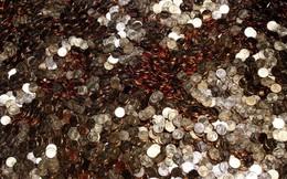 Nước Mỹ tốn 69 triệu USD để sản xuất những đồng xu mệnh giá vài cent