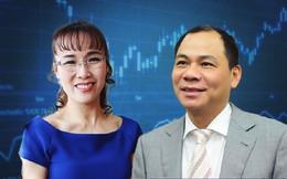 Cổ phiếu đua nhau lao dốc, top người giàu trên sàn chứng khoán Việt Nam chỉ còn 2 tỷ phú đô la
