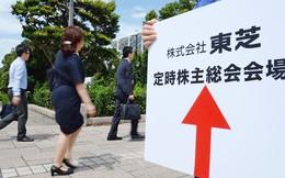 """Nhà đầu tư ngoại sở hữu 70% cổ phần, Toshiba sẽ phải phát triển chiến lược """"toàn cầu hóa"""""""