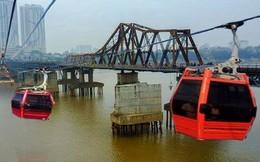 Xây cáp treo vượt sông Hồng: Chuyên gia lo ngại