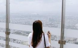 Chùm ảnh: Đứng ở tầng cao nhất Landmark 81, nhìn toàn cảnh Sài Gòn đẹp và bình yên đến thế!