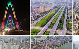 Ảnh: Những công trình hiện đại thay đổi diện mạo Hà Nội 10 năm mở rộng