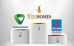 Lãi gần 10.000 tỷ, VinHomes vượt qua Vinamilk cùng nhiều ngân hàng lớn trở thành quán quân lợi nhuận trên sàn chứng khoán