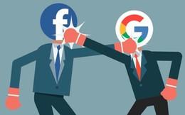 Google - Alphabet chính là người hưởng lợi sau cú ngã thần thánh của Facebook tuần qua