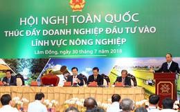 Thủ tướng: Việt Nam sẽ là một trung tâm chế biến của nông nghiệp thế giới