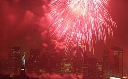 Mỹ dự chi 900 triệu USD cho việc bắn pháo hoa cho các lễ hội trong năm