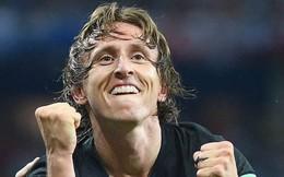 Luka Modric - Từ cuộc sống tị nạn đến ngôi sao bóng đá thế giới