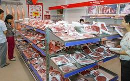 Giá thịt lợn nhập khẩu giảm chỉ còn 35.000 đồng/kg