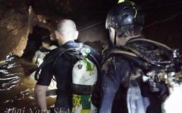 NÓNG: Một thợ lặn hải quân Hoàng gia tử nạn trong quá trình giải cứu đội bóng Thái Lan