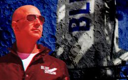 Công ty của Jeff Bezos tuyên bố chỉ 5 năm nữa sẽ bắt đầu khai phá Mặt Trăng