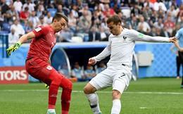 Vì sao Griezmann không ăn mừng bàn thắng ghi vào lưới Uruguay?