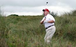 Nước Anh có thể phải chi gần 7 triệu USD cho chuyến chơi golf của ông Trump