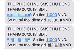 Vietcombank nói gì sau khi 'dội bom' hàng trăm tin nhắn trừ tiền khách hàng?