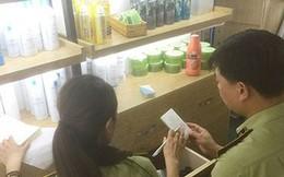 Phát hiện hàng ngàn sản phẩm dởm tại 10 cơ sở kinh doanh mỹ phẩm ở Hà Nội