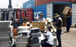 Đường đi của phế liệu nhập khẩu: Từ cảng về làng, ra phố