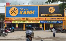 Điện thoại bão hòa, Thế Giới Di Động đã chuyển hơn 80 cửa hàng sang Điện Máy Xanh Mini