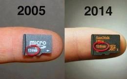 Những bức ảnh khiến bạn giật mình khi nhận ra công nghệ đã thay đổi cuộc sống của chúng ta nhiều như thế nào