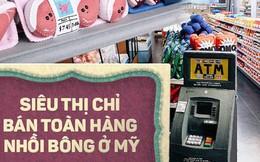 Mỹ: Một siêu thị đặc biêt mà bên trong chỉ bán toàn là đồ... nhồi bông