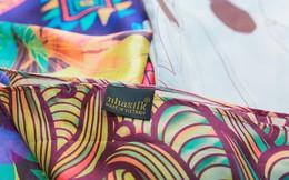 """Xuất hiện thương hiệu lụa mới """"na ná"""" Khaisilk: Từ logo, sản phẩm đến thiết kế fanpage nhưng cam kết là hàng Việt và """"100% tơ tằm"""""""