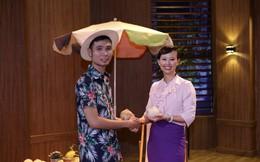 Phân nửa thời lượng chỉ loay hoay gõ dừa, Shark Linh cuối cùng cũng rót 2 tỷ đồng cho 2 bạn trẻ muốn đưa trái dừa Việt Nam ra thế giới