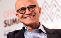 CEO của Microsoft, ông Satya Nadella đã bán đi đến 30% cổ phiếu phổ thông mà ông nắm giữ