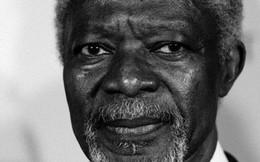 Kho thành tựu đồ sộ và những điều ít biết về cuộc đời cựu Tổng thư kí LHQ Kofi Annan