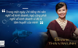 Khi nhiều người trẻ Việt tìm cách định cư tại nước ngoài, Shark Thái Vân Linh lại cho rằng rời Mỹ về Việt Nam là 1 trong 2 quyết định quan trọng nhất đời mình